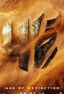 Transformers: Age of Extinction posteri