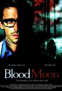 Blood Moon posteri
