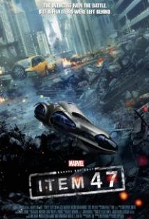 Marvel One-Shot: Item 47 posteri