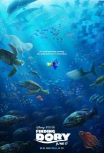Finding Dory posteri