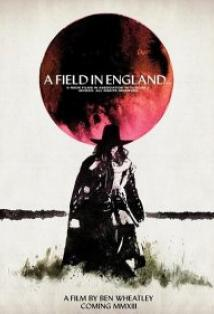 A Field in England posteri