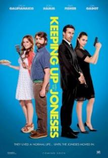 Keeping Up with the Joneses posteri