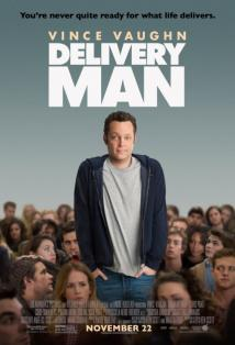 Delivery Man posteri
