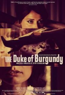 The Duke of Burgundy posteri