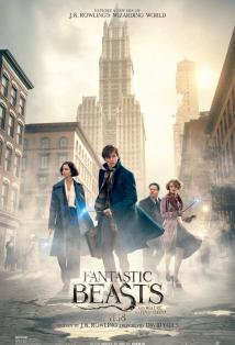 Fantastic Beasts and Where to Find Them posteri