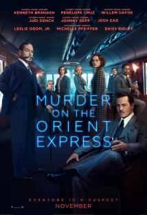 Murder on the Orient Express posteri