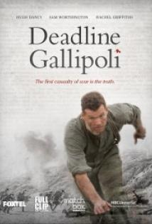 Deadline Gallipoli posteri