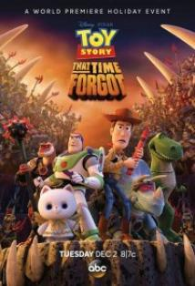 Toy Story That Time Forgot posteri