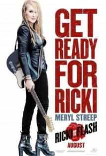 Ricki and the Flash posteri