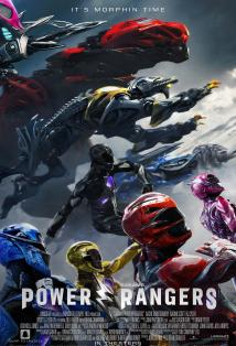 Power Rangers posteri
