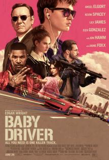 Baby Driver posteri