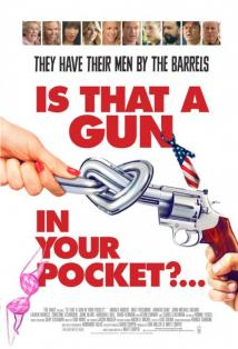 Is That a Gun in Your Pocket? posteri