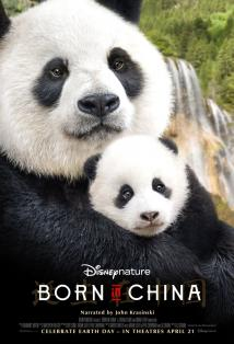 Born in China posteri