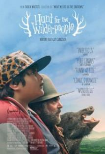 Hunt for the Wilderpeople posteri