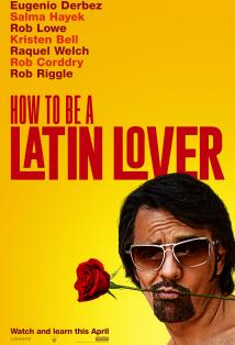 How to Be a Latin Lover posteri