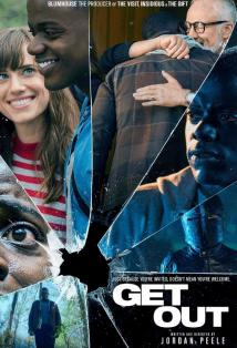 Get Out posteri